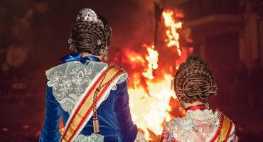 Découvrez l'immanquable carnaval de Valence : «las Fallas»