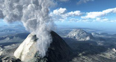 L'Europe se prépare pour une éventuelle (fausse !) éruption volcanique…