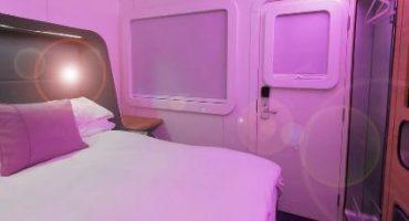Vous voulez passer une nuit dans un hôtel galactique? [Vidéo]