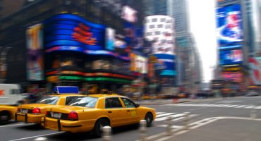 Les taxis de New York changeront en 2013.