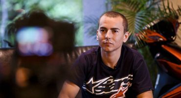 Portrait d'un voyageur : Jorge Lorenzo, champion de Moto GP [Interview]