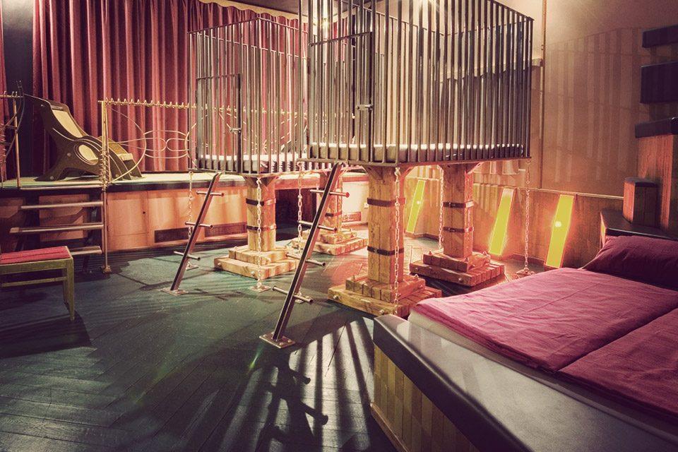 les 40 h tels les plus insolites du monde edreams le blog de voyage. Black Bedroom Furniture Sets. Home Design Ideas