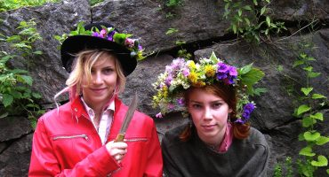 24 heures de fête : Célébrez le solstice d'été en Suède!