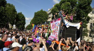 Gay Pride 2011 : Pour l'Egalité, en 2011 je marche
