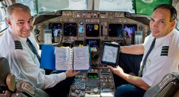 11.000 iPads pour les pilotes d'United Airlines
