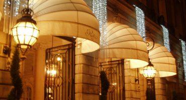 Au Ritz de Paris