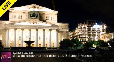 Le théâtre Bolchoï ouvre à nouveau ses portes au monde