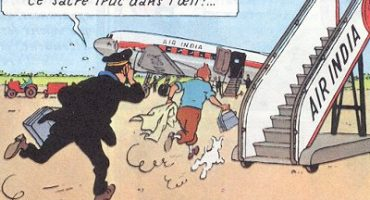 Bruxelles se plonge dans l'univers de Tintin