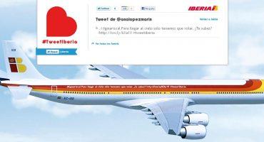 Iberia propose à ses abonnés le plus long tweet au monde!