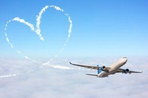 Avoir des relations sexuelles en avion est maintenant légal