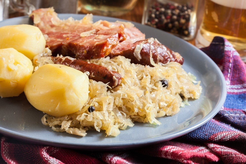 choucroute garnie alsace - blog edreams