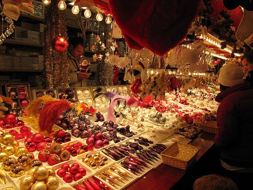When Do Christmas Decorations Go Up In Prague : Les meilleurs march?s de no?l en europe