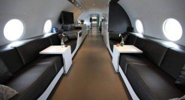 Passez une nuit dans un avion reconverti en hôtel de luxe !