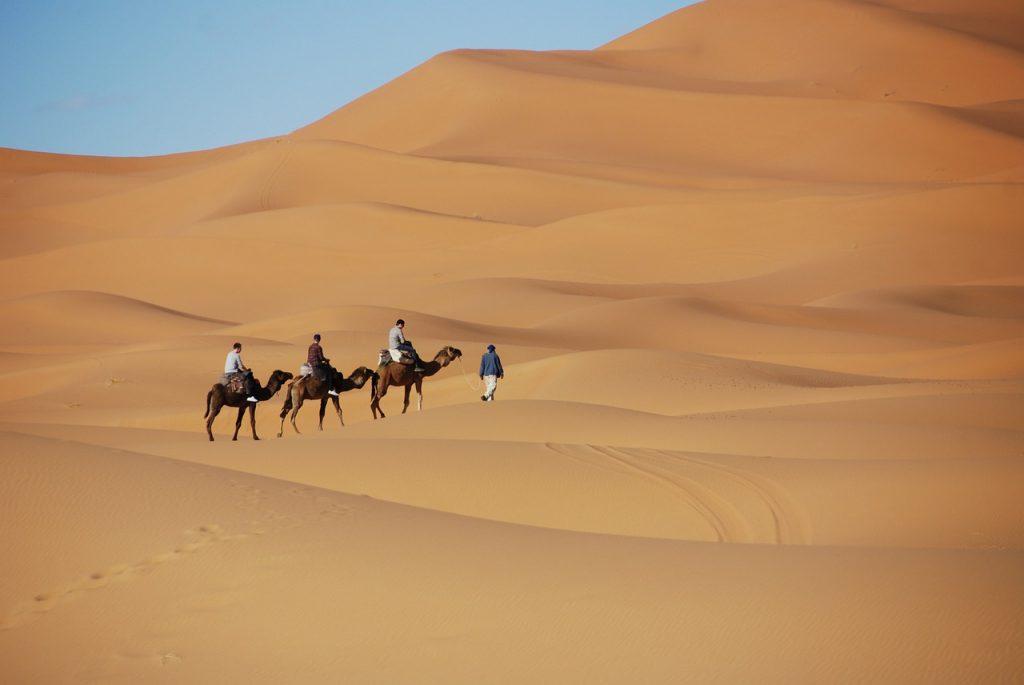 désert Maroc - blog eDreams