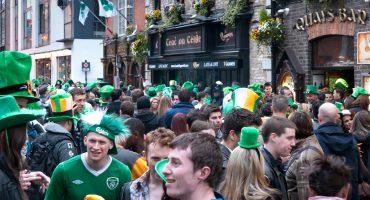 5 idées pour fêter la Saint Patrick