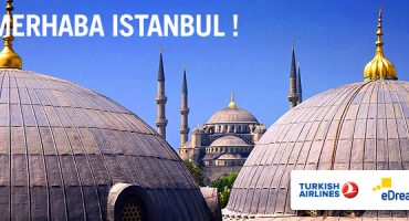 Gagnez un voyage à Istanbul pour 2 personnes avec notre tirage au sort «Merhaba Istanbul» !