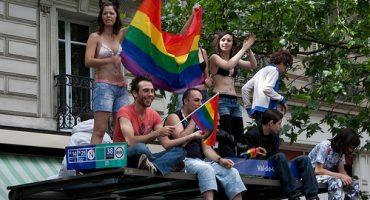 Gay Pride de Paris: Je marche avec fierté !