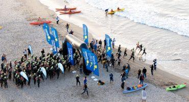 Nagez en pleine mer avec la MARNATON CUP eDreams 2012!