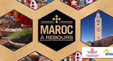 Gagnez un voyage au Maroc pour 2 personnes avec notre Grand Quiz «Maroc à rebours» !