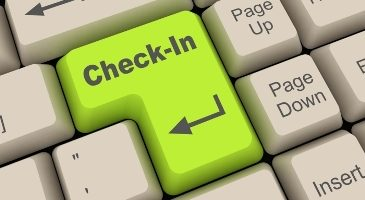 Comment faire l'enregistrement en ligne selon les compagnies aériennes