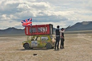 Mongol Rally: la course caritative la plus folle au monde!