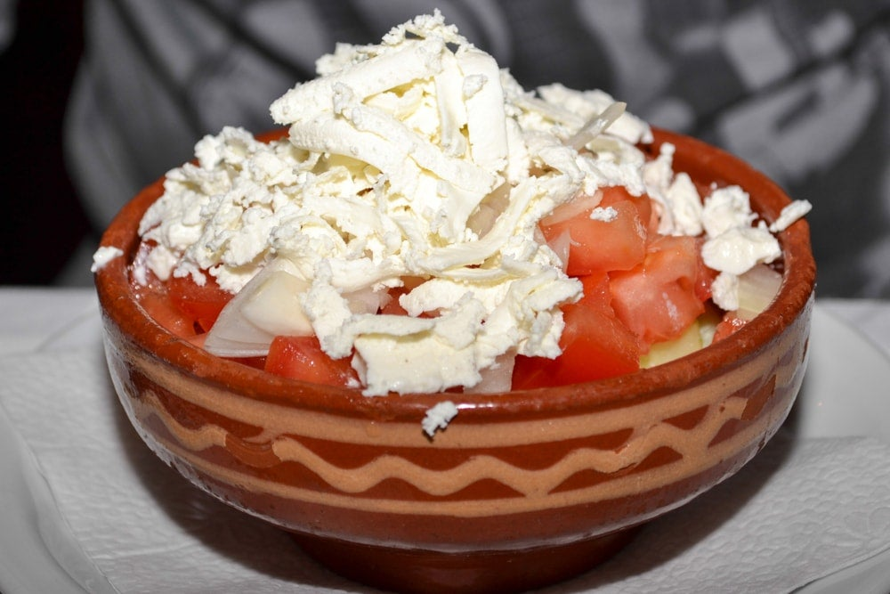 plat de tomates balkans - blog eDreams