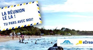 Envie de prolonger votre été à L'île de La Réunion ?