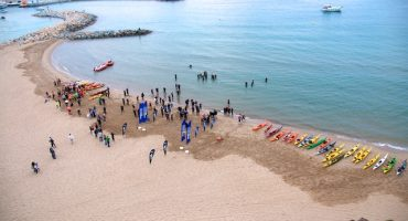 Succès du défi Marnaton eDreams du Cap de Creus à Cadaquès avec 687 participants!