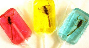 Les 15 aliments les plus étranges au monde