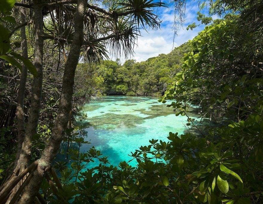 Maré Nouvelle Calédonie - blog eDreams