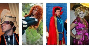 6 idées de Costumes pour Halloween 2012