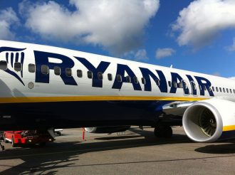 enregistrement ryanair
