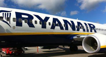 Enregistrement en ligne avec Ryanair