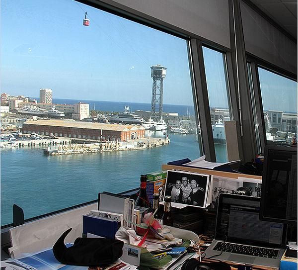 Las 15 oficinas m s originales del mundo blog de viajes for Oficinas edreams barcelona