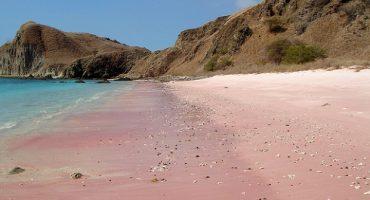 Les 10 plages les plus colorées du monde