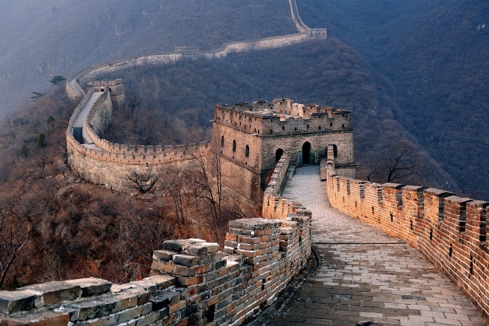 grande muraille de chine - blog eDreams