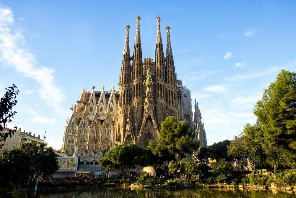 sagrada familia barcelone - blog eDreams