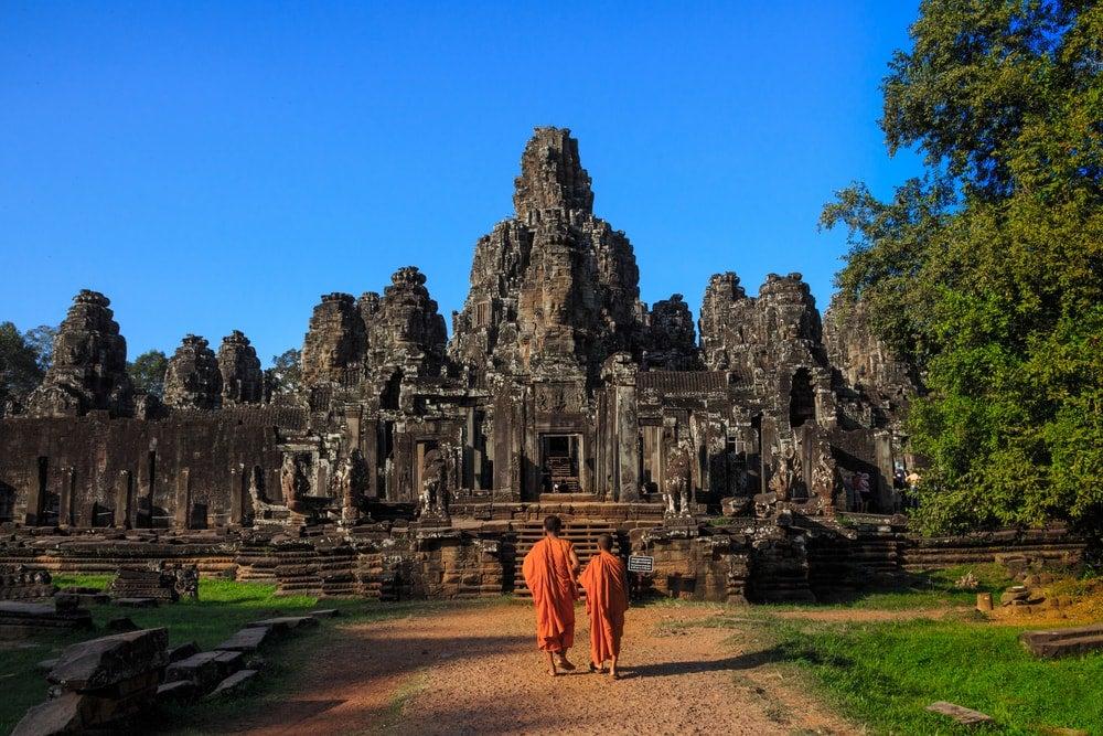 angkor bayon - blog eDreams