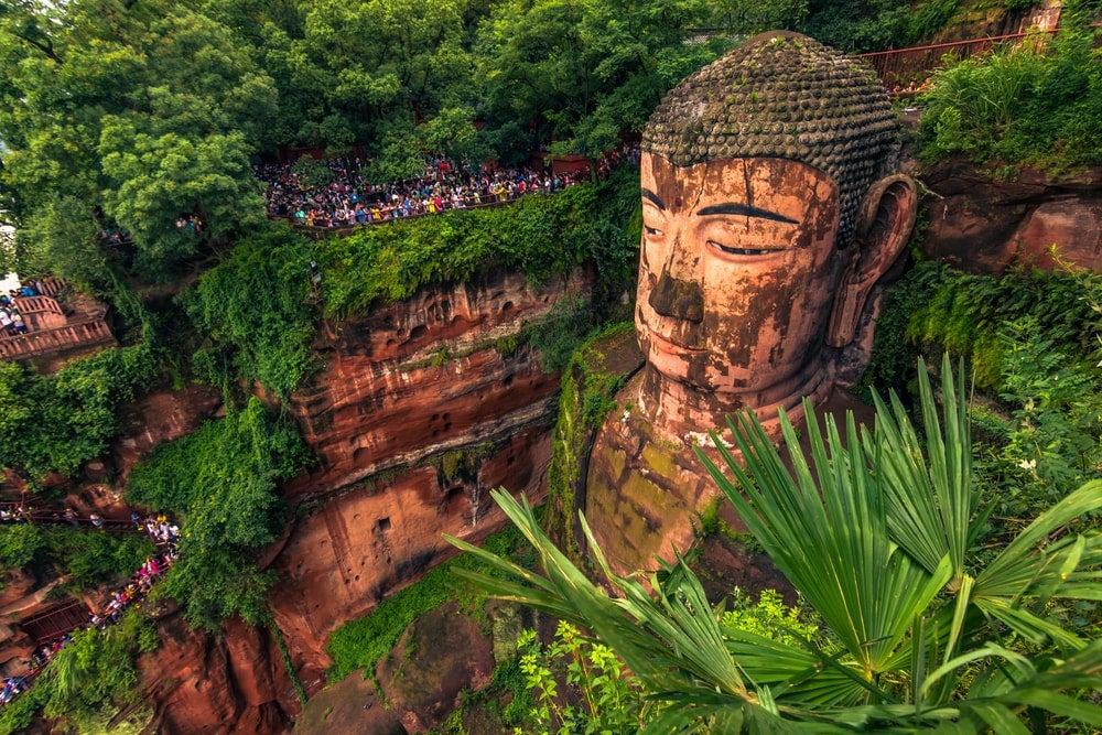 bouddha leshan - blog eDreams