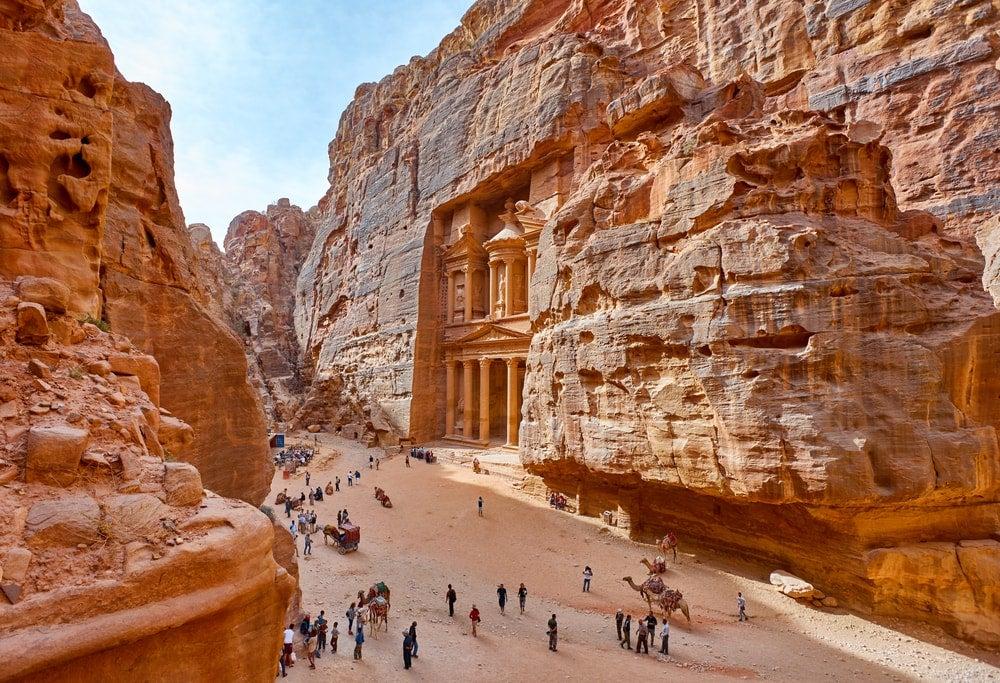 petra jordanie - blog eDreams