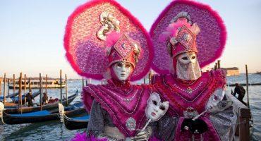 Carnaval de Venise 2014: A vos masques!