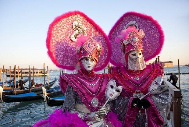 Carnaval De Venise 2013 A Vos Masques