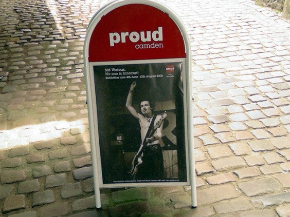 Proud Camden Londres - blog eDreams