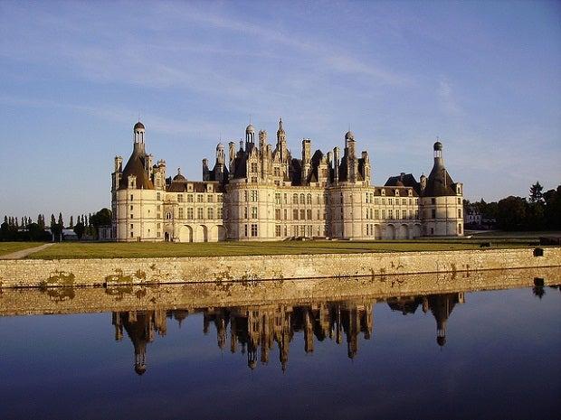 Les plus beaux chateaux du monde for Le chateau le plus beau du monde