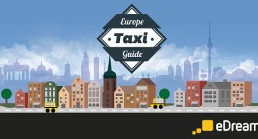 Europe Taxi Guide: 8 villes, toutes les infos!