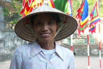 le sourire du vietnam