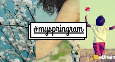 Fêtez l'arrivée du printemps avec #myspringram