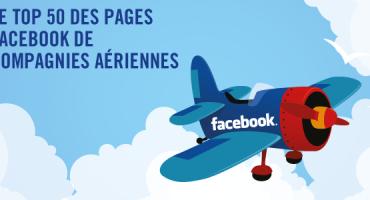 eDreams présente le classement mondial des compagnies aériennes ayant le plus grand nombre de fans sur Facebook
