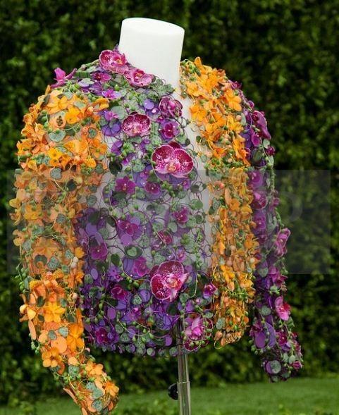 fiesta de la flor en girona: