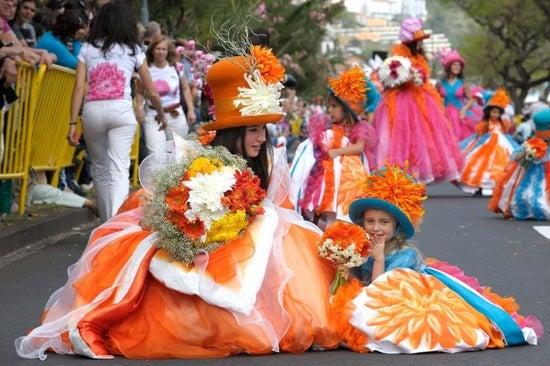 Los 5 mejores festivales de flores de Europa